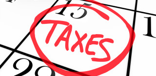 Tax deadlines for filing year 2014