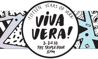 Viva Vera! is happening February 20th, 2016