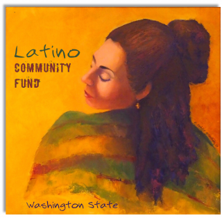 Latino Community Fund of Washington logo